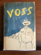 Voss, Patrick White, Eyre And Spottiswoode, 1957, First Edition, First Impression