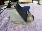 1959 1960 Chevy Impalaa/cair Conditioning Dash Vent Duct