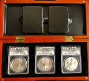 2017 Anacs Ms 70 Complete Mint State Set First Day Of Issue