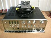 Jvc 4vn-990 4 Channel Discrete Quadraphonic Integrated Amplifier Made In Japan