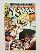 Uncanny X-men 131 Vf 1st Cover App White Queen, 2nd Dazzler, 3rd Kitty