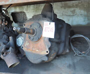 1973-1992 Ford Pickup T-18 4 Speed Manual Transmission W/pto Oem Working Warner