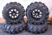 Can Am Defender Hd5 25 Executioner Atv Tire And Sti Hd4 Wheel Kit Can1ca