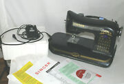 Nice Singer Anniversary Limited Edition Model 160 Computerized Sewing Machine