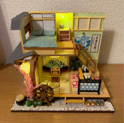 Miniature Japanese-style Room Inosuke Dollhouse Collectible Free Shipping Japan