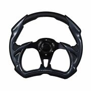 Steering Wheel Car Parts Accessories Racing Flats Dashed Sports Drifting Wheels
