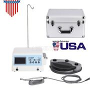 Dental Tooth Impant System Motor Unit Foot Control W/ 201contra Angle Handpiece