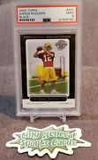 Aaron Rodgers 2005 Topps Black Rookie Card Rc Psa 9 Green Bay Packers Ssp