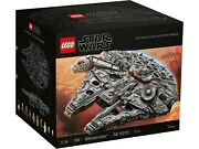 Star Wars Lego Millennium Falcon 75192 - New Sealed In Shipping Box Never Opened