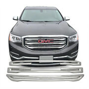 Free Shipping 2017-2019 Gmc Acadia Snap On Grille Overlay 149