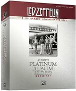 Led Zeppelin I-houses Of The Holy Boxed Set Platinum Guitar Authentic Guit…