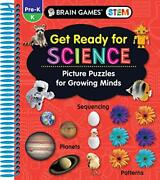 Brain Games Stem - Get Ready For Science Picture Puzzles For Growing Minds …