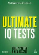 Ultimate Iq Tests 1000 Practice Test Questions To Boost Your Brain Power By…