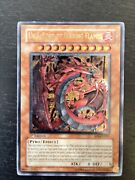 Yugioh Uria Lord Of Searing Flames Ultimate Rare 1st Edition - Soi-en001