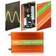 4.5kw High Frequency Pure Sine Wave Dc Ac Power Inverter F Household Appliances