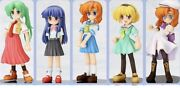 When They Cry Higurashi Complete Set Of 5 Collect 700 Vintage Figure Japan