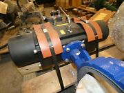 Keystone Model 221 Unused 10 Pneumatic Actuated Butterfly Valve
