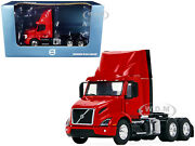 Volvo Vnr 300 Day Cab W/roof Fairing Truck Tractor Red 1/50 First Gear 50-3460