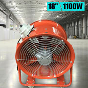 Axial Flow Fan Explosion-proof Motor Low Noise High-output Extractor Fan 3450rpm
