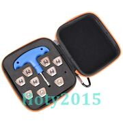 10pcs/set Golf Weight +wrench +case For Ping G400 Driver Fairway Wood 3g-15g