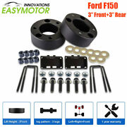For 2004-2020 Ford F150 3 Front 3 Rear Suspension Leveling Lift Kit 2wd 4wd