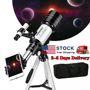 Astronomical Reflector Telescope 70-300mm For Beginners Adults Kids Moon Planets