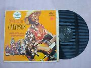 Lord Flea And Calypsonians Swingin' Calypsos Capitol Records Promotional Use Only