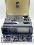 Kodak Moviedeck 457 8mm Super 8 Movie Projector 1978 And Manual Tested Works
