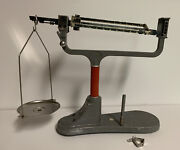 Vintage Ohaus Cent O Gram Triple Beam Scale Model 311
