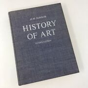 History Of Art By H.w. Janson - 2nd Edition - 3rd Printing - 1979 Hardcover