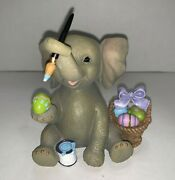 Lenox Little Easter Elephant Painting Easter Eggs American By Design 4 Tall