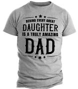Dad Gifts From Daughter Fathers Day Gifts From Daughter Gifts For Dad T Shirt