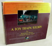 A Toy Train Story The Remarkable History Of M. T. H. Electric Trains 60-1321