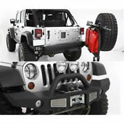 Genuine Packages Xrc Atlas Front And Rear Bumper With Tire Carrier Jkspecial03