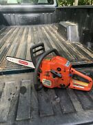 Husqvarna 240 Chainsaw With 16in Bar And Chain Read Description
