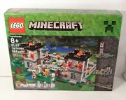Lego 21127 Minecraft The Fortress Rare Factory Sealed