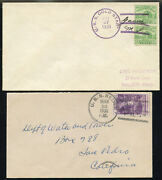 Uss Gold Star Relief 1933/36 Covers