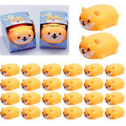 Cute Shiba Inu Squeeze Ball Sensory Toy Pinch Vent Ball Funny Stress Relief Toys