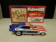 The Floppers Don Cookand039s Damn Yankee Nitro Funny Car 124 Scale Diecast Series