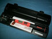 New Snap-onandtrade 3/8 Drive 5 - 100 Ft Lb Techangle Torque Wrench Atech2f100ob 2019