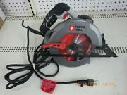 Porter Cable 15 Amp 7-1/4 In Corded Circular Saw Pce300 Tdy010657