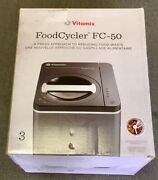Vitamix Foodcycler Fc-50 2l Capacity Food Waste - New