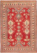 Vintage Hand-knotted Carpet 7and0393 X 10and0395 Traditional Oriental Wool Area Rug
