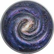 Palau 2021 Andndash Space The Final Frontier Andndash The Milky Way Andndash 20 Silver Coin 3 Oz