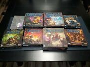 Descent Journeys In The Dark 2nd Edition Lot