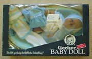 African Gerber Baby Doll 17-inch With Bath Set From 1979