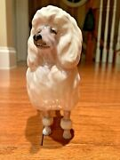 Large Royal Doulton French Poodle Figurine Hn 2631 Peggy Davies