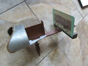 The Best Antique Victorian 3-d Stereo Photo Viewer, Stereoptican, C1875 W/cards