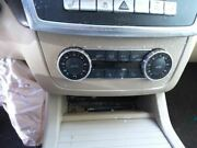Temperature Control 166 Type Ml63 Front Fits 12-13 Mercedes Ml-class 3823408