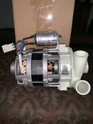 Brand Newopen Box Frigidaire Dishwasher Motor Pump Assembly With Capacitor